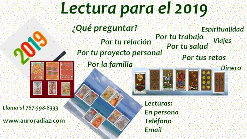 Lecturas 2019